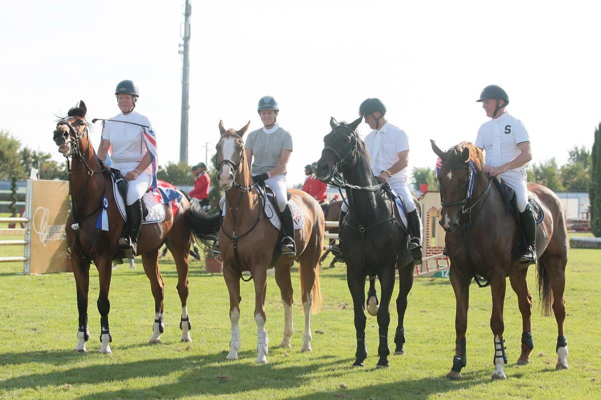 Arezzo Equestrian Centre – Eventi Agosto 2020
